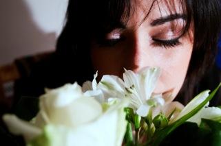Dans le calme des fleurs vaporeuses...