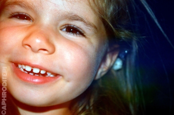 Children: The purest smile