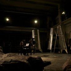 Camille Sablet. Pianist. La Monnaie