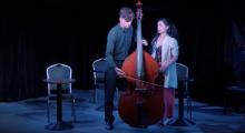 Alleinerziehende, Minibar Sitcome Opera Series by Sven Daigger, junge norddeutsche philharmonie (jnp), Director Theresa Von Halle, Rostock June 2017