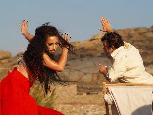 Goddess Aphrodite, Hera Descends on Delos, World Premiere on the sacred island of Delos, 2018, director: Thodoris Abazis