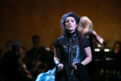 Anne Trulove, The Rake's Progress, Göteborgs Konserthuset with Equilibrium Young Artists with Barbara Hannigan and Linus Fellbom, Gothenburg 2018