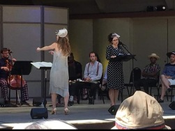 Façade by William Walton, Barbara Hannigan conducting, Ojai Music Festival 2019